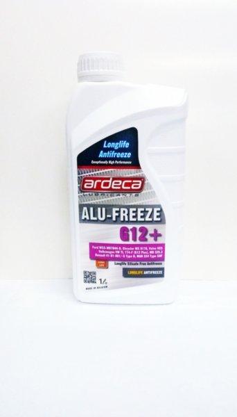 Ardeca Alufreeze 1L, антифриз концентрат